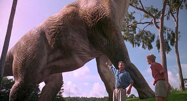 guarda mamma! un dinosauro!